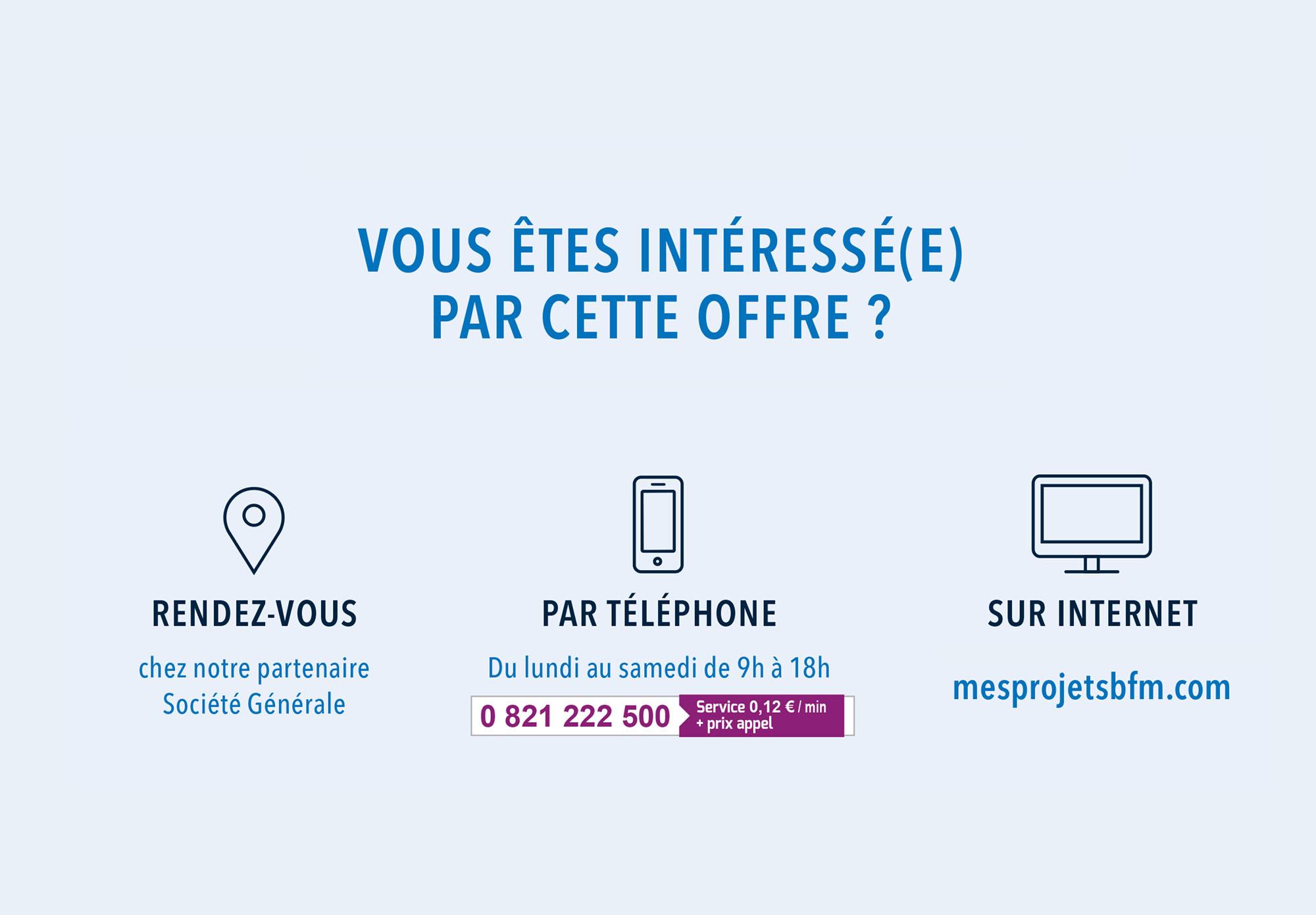 BFM - Banque Française Mutualiste - contacts