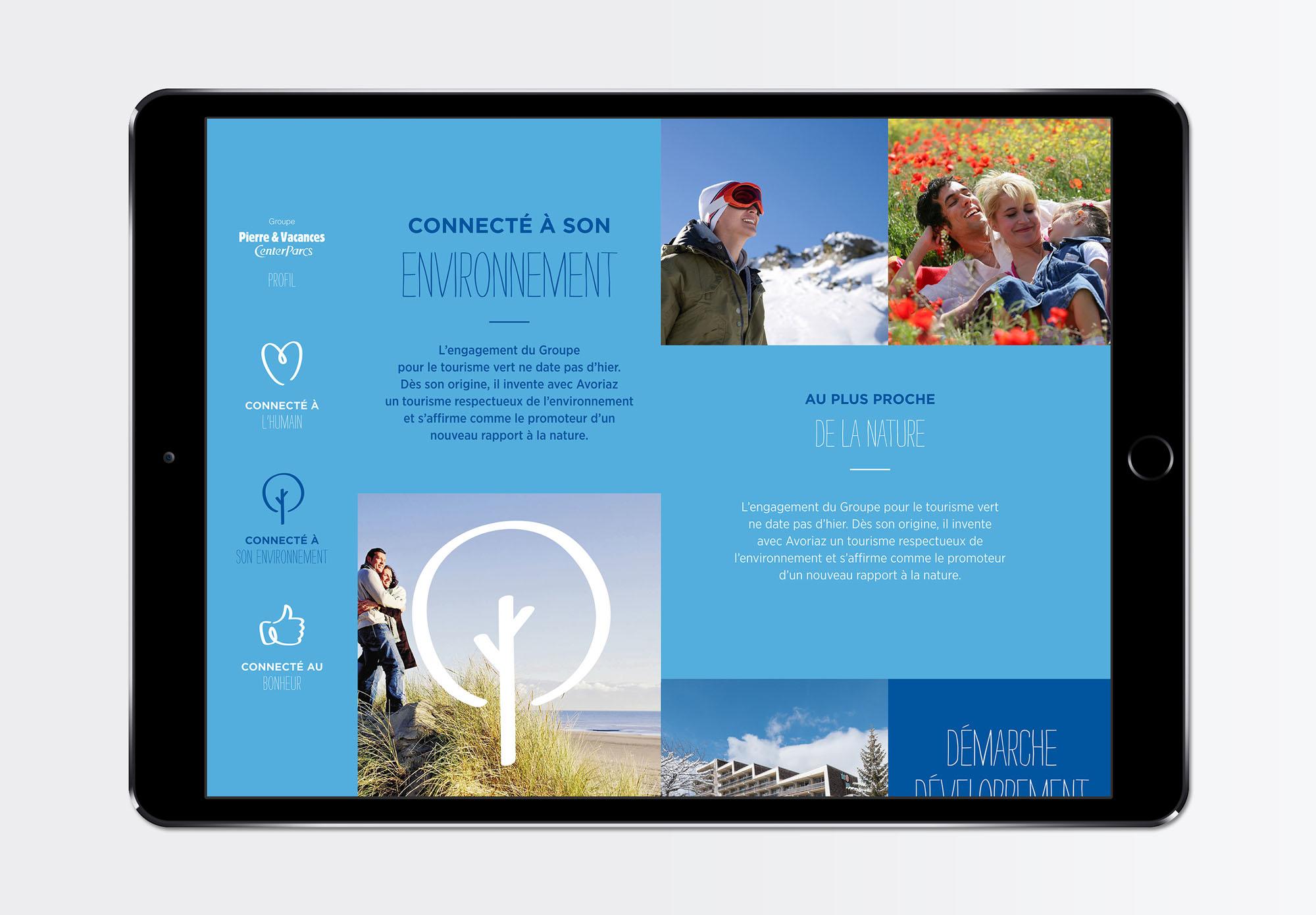 Pierre et Vacances - rapport annuel - version digitale