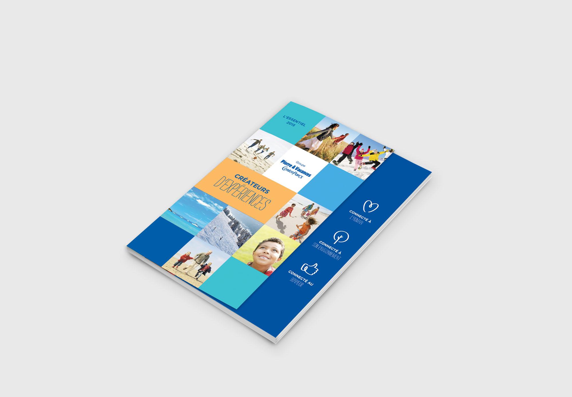 Pierre et Vacances - rapport annuel - version papier
