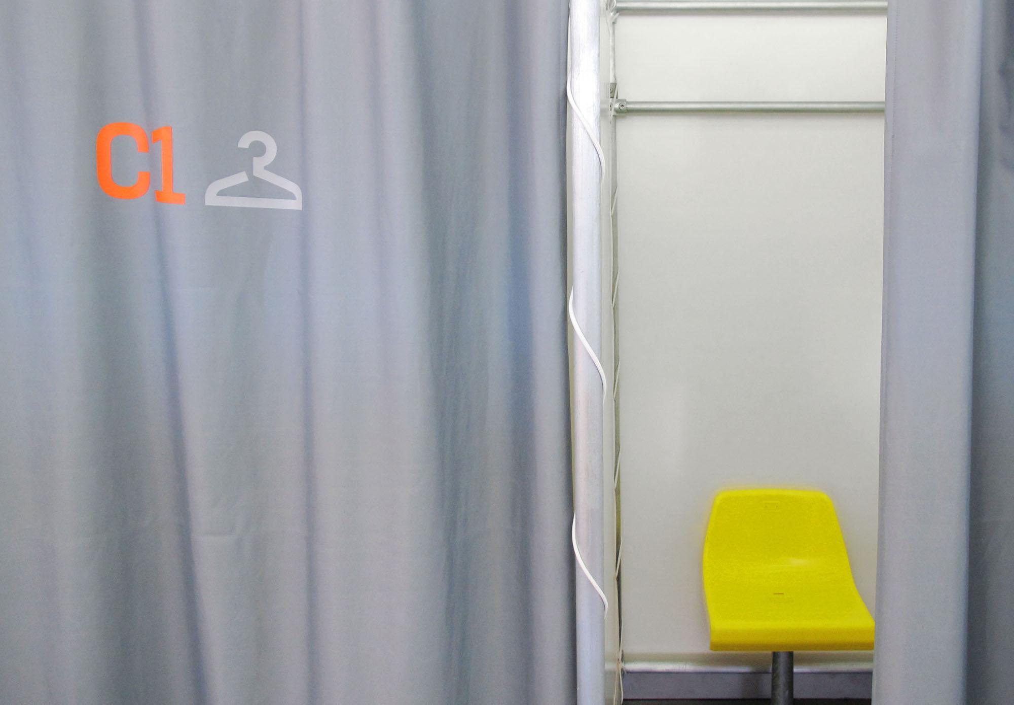 mon stade - signalétique - centre médico sportif