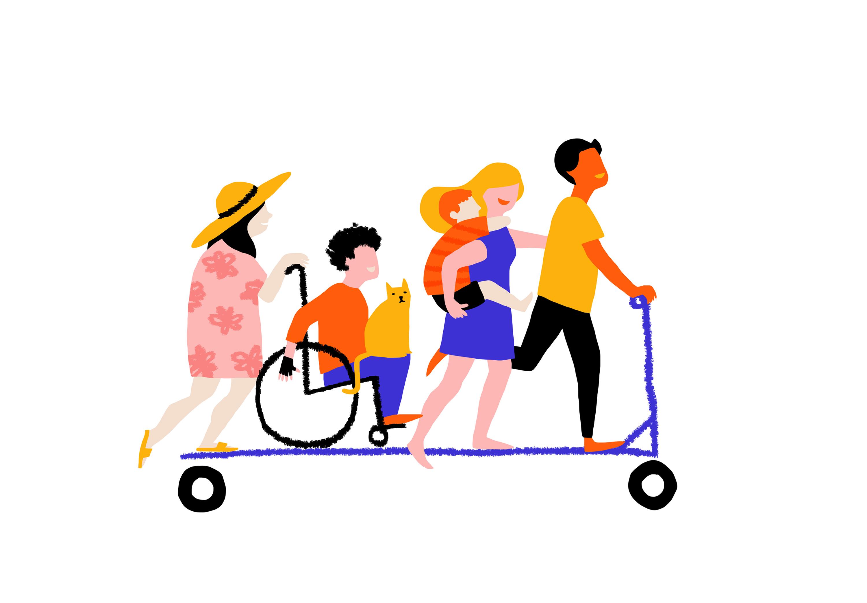 Fondation Brichaux-Tardy - mobilité