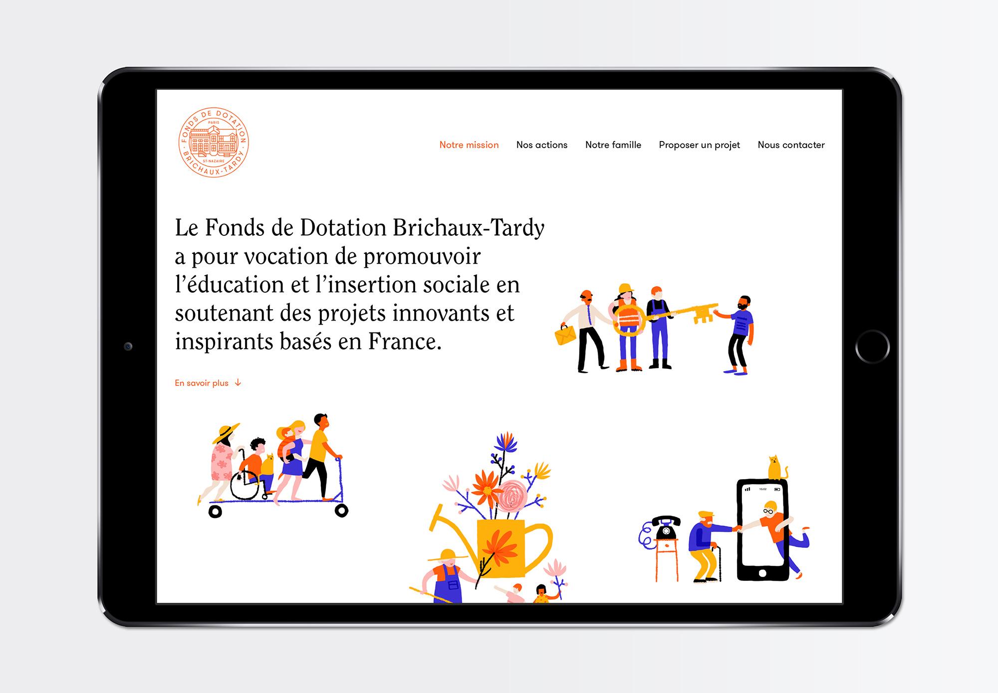Fondation Brichaux-Tardy