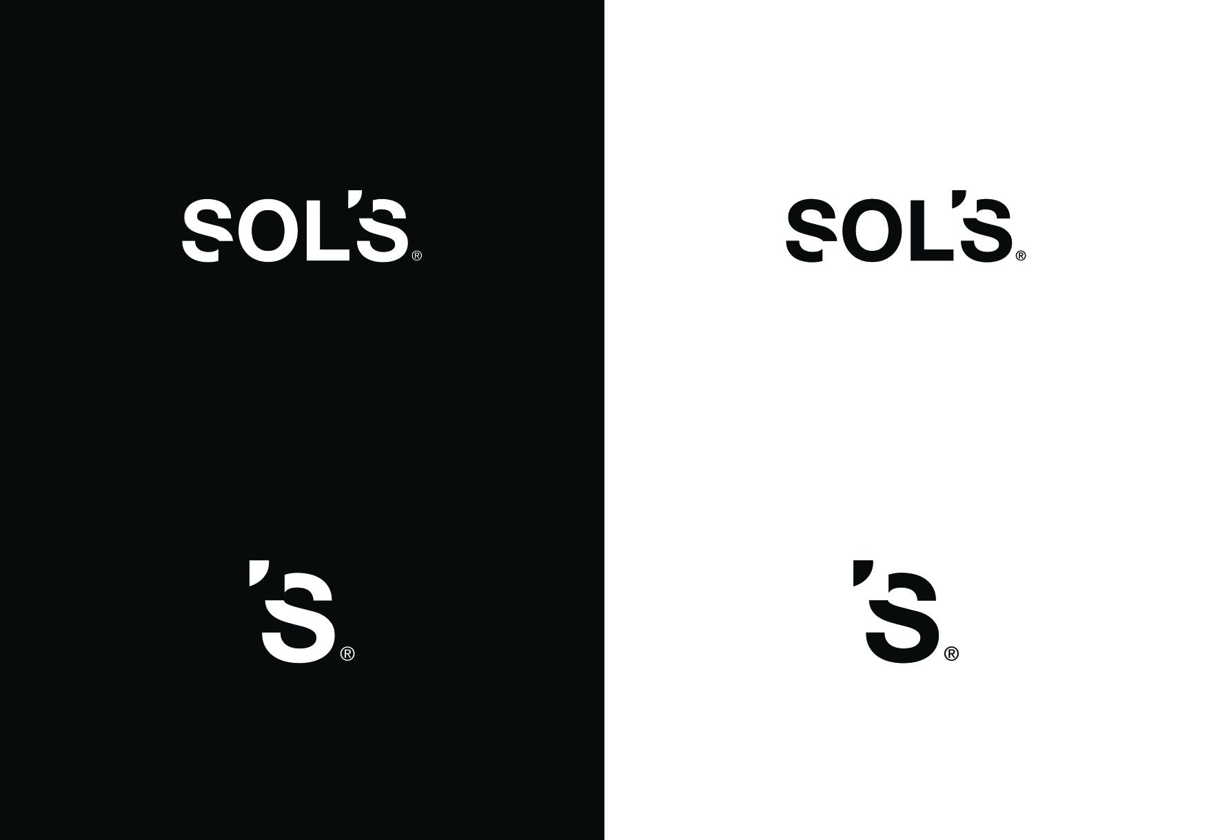 sol's - textile promotionnel - identité visuelle