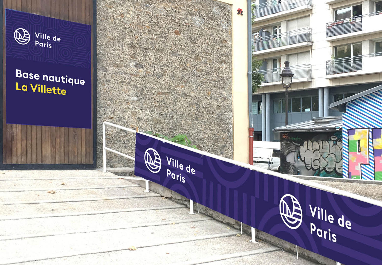 Ville De Paris - refonte identité visuelle