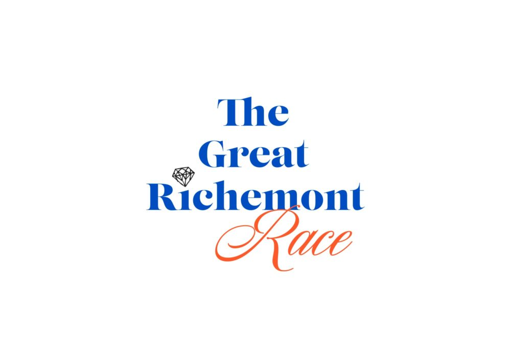 Financial Times - The Great Richmont Race - logotype