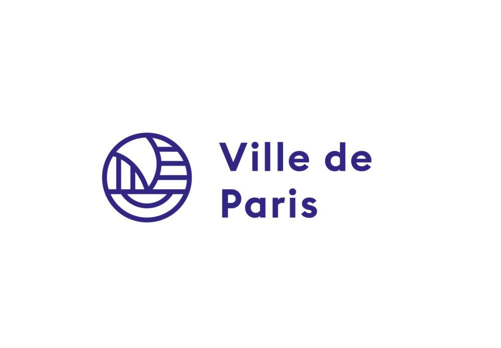 Paris identité visuelle logotype