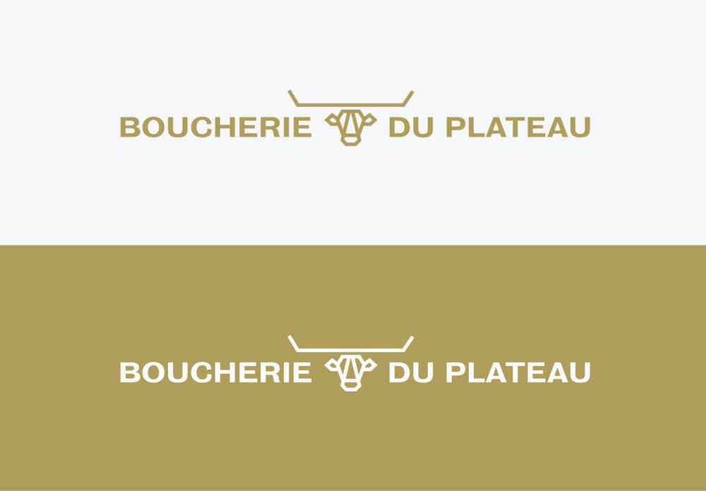 Boucherie du Plateau - Rouen - identité
