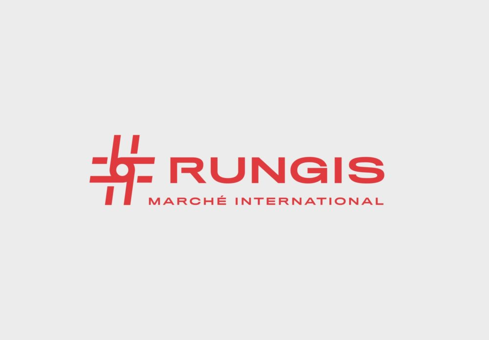 Rungis - marché international - identité visuelle
